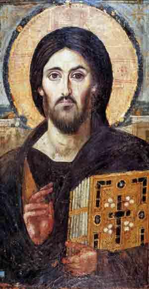 Sinai-Christ-Pantocrator
